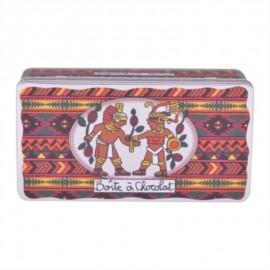 Chocoladeblik Incas