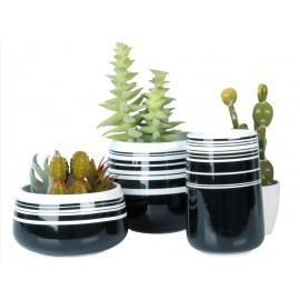 Plantenpot Contrast PT