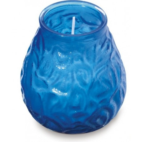 Lowboy kaarsen in glas