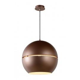 Retro Hanglamp Seventies Kwartsroze