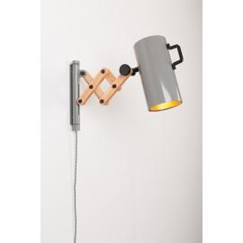 Wandlamp Flex Grijs Zuiver