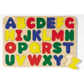 Houten Puzzel Alphabet