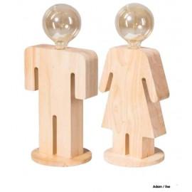 Adam & Eve Tafellamp XL