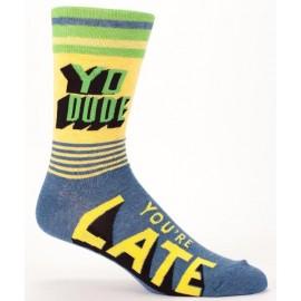 Hippe Heren-Yo Dude, You're Late
