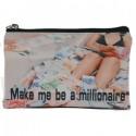 Portemonnee Make me a millionair