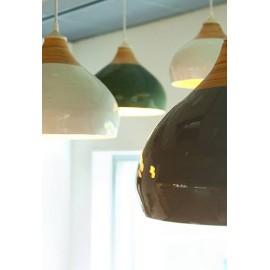 Leitmotiv Hanglamp Glazed Large