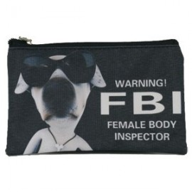 Portemonnee Make me a FBI