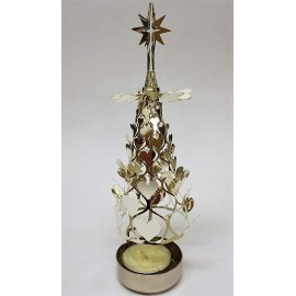 Spinning Tree Pinecones Angel Chimes