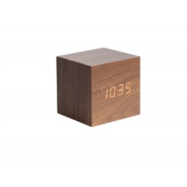 Karlsson Mini Wekker Cube