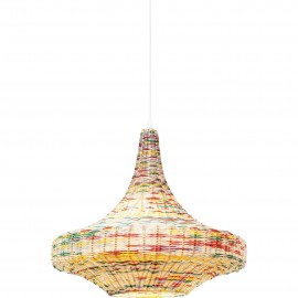 Rotan Hanglamp Cucina Colore