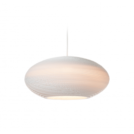 Graypants Hanglamp Disc Wit