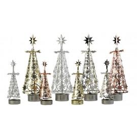 Angel Chimes - kerstmolen Spinning tree